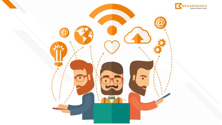 Online- als auch Offline-Maßnahmen beim Active Sourcing