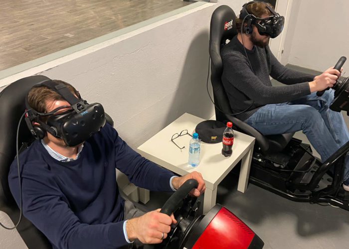 Brandmonks Virtual Reality Event